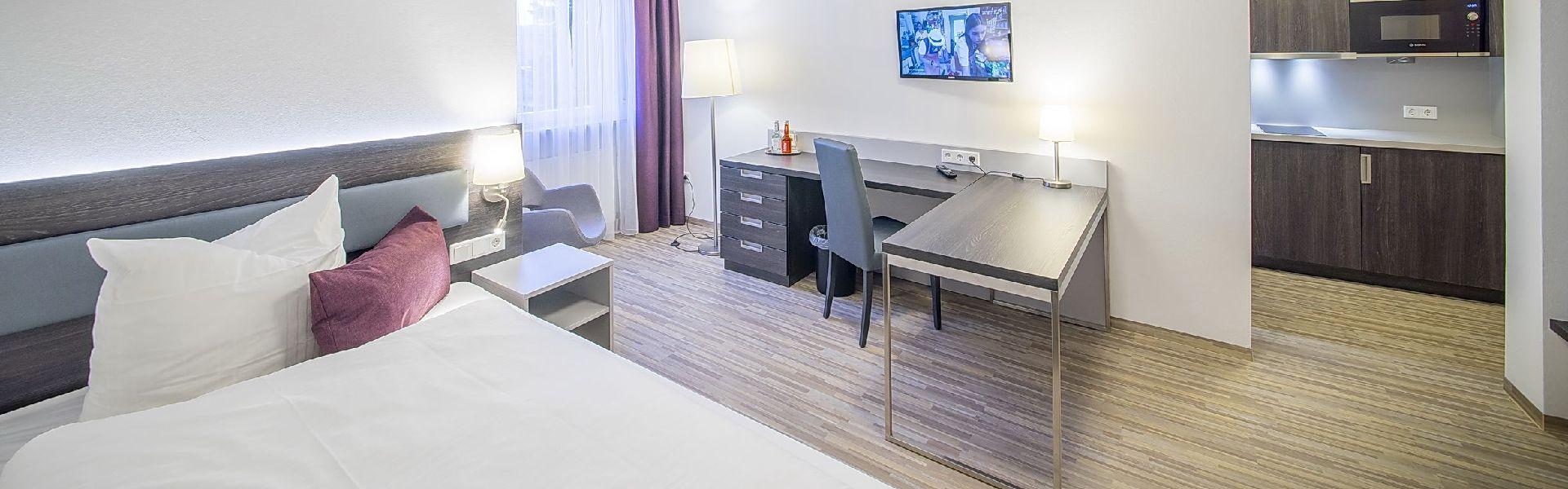 Boarding-Haus-Zimmer