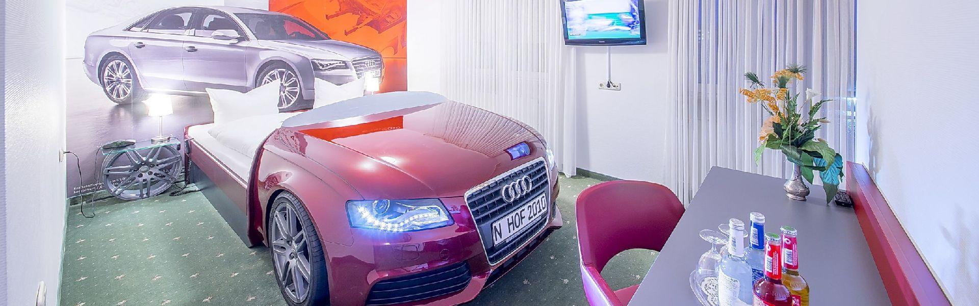 Audi-Zimmer